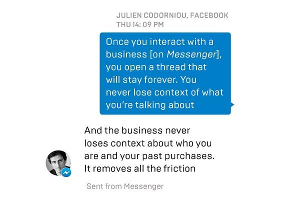 趋势思维 | Facebook Messenger告诉你,未来十年最大的机会是什么