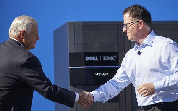 科技圈最大的并购事件:客户如何看待戴尔670亿美元并购EMC?