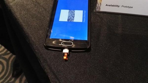 如果你认为手机指纹模块不好看,那么Synaptics的这项技术或许能解决你的问题