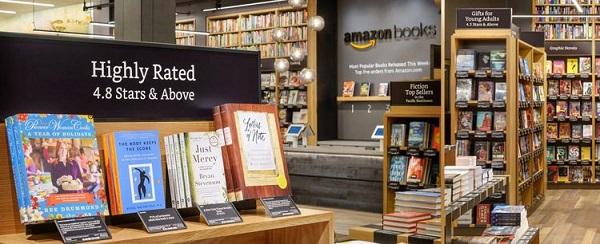 巨头思维 | 号称书店杀手的亚马逊在西雅图开了一家自己的实体书店