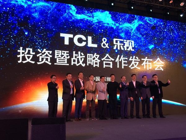 乐视花了19亿入股TCL能否打造国内最强智能电视用户规模?