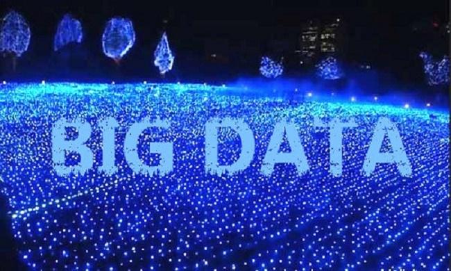 大数据将会在未来所有的行业里无处不在