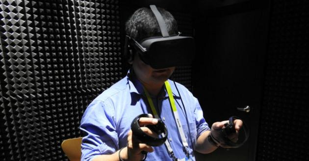 在做虚拟现实技术?这几条建议可以看看