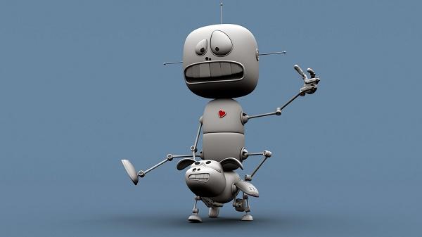 """""""机器人"""" 没人需要它!"""