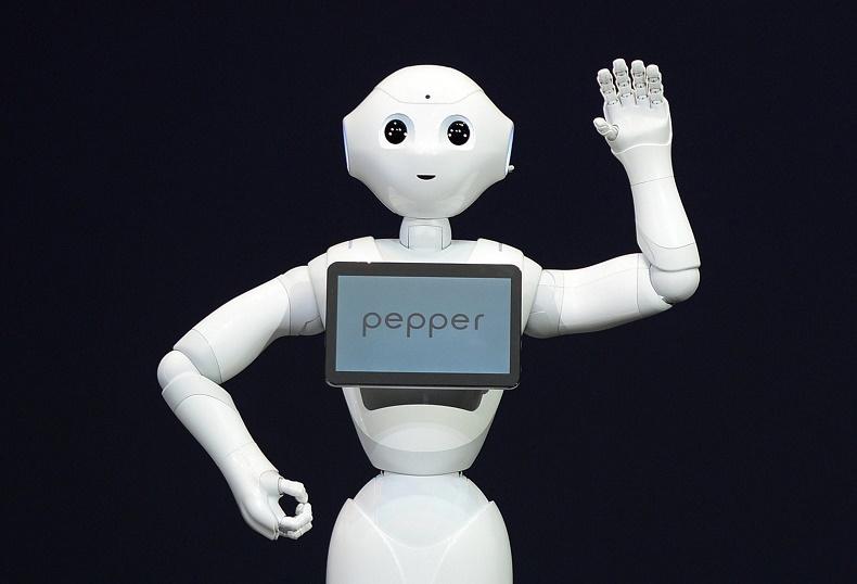 当机器人告诉你「别摸我屁股」的时候,那就真的太可怕了
