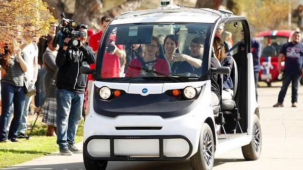 「白菜价」的自动驾驶汽车即将进驻大学园区