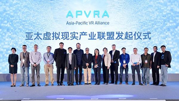 发起亚太 VR 产业联盟,HTC 也要做生态?