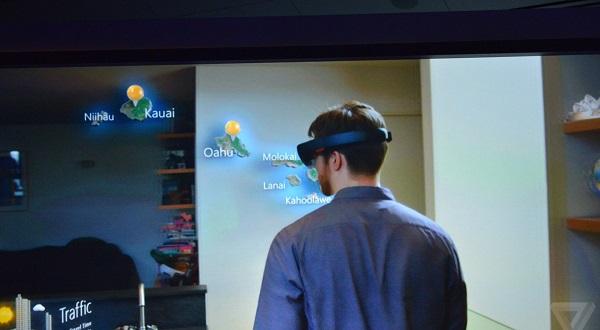 试水虚拟现实,微软推 SparseLightVR