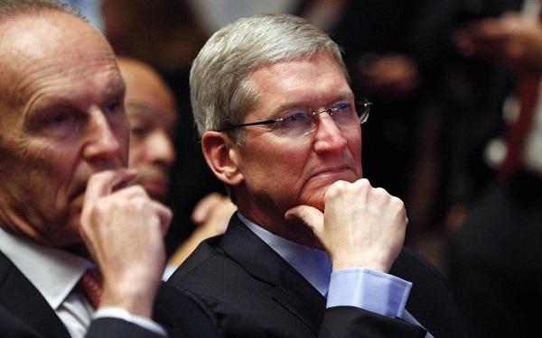 苹果股价两年来首次跌破90美元,市值桂冠让位Alphabet