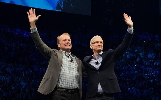 为苹果公司高管写演讲稿是一种什么样的体验?