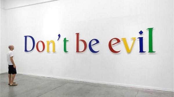 为什么谷歌就不能有自己的政治立场?