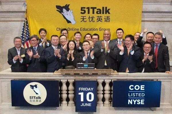51Talk CEO黄佳佳:选择了在线教育这个时代