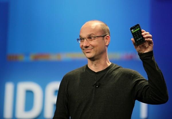 """""""Android 之父""""鲁宾:我为何投入 3 亿美元押注硬件的未来"""