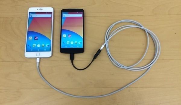 只要一个手机套,就能让你的 iPhone 运行 Android 系统
