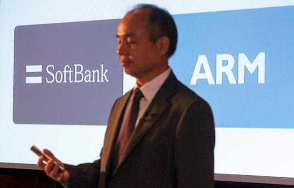 丁道师:软银收购 ARM 的 4 个简单逻辑是什么?