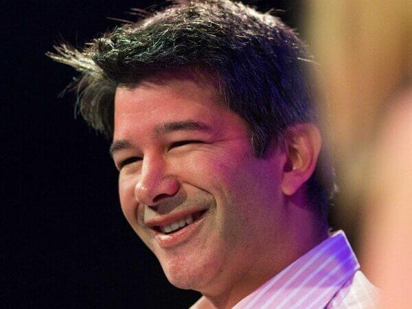 网约车合法化后 Uber CEO 终于要长舒一口气