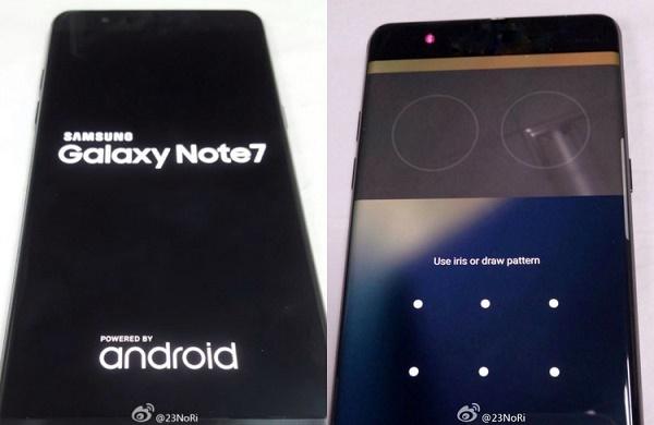 产品思维 | 三星 Note 7 要发布了,除了虹膜识别它还有哪些亮点?