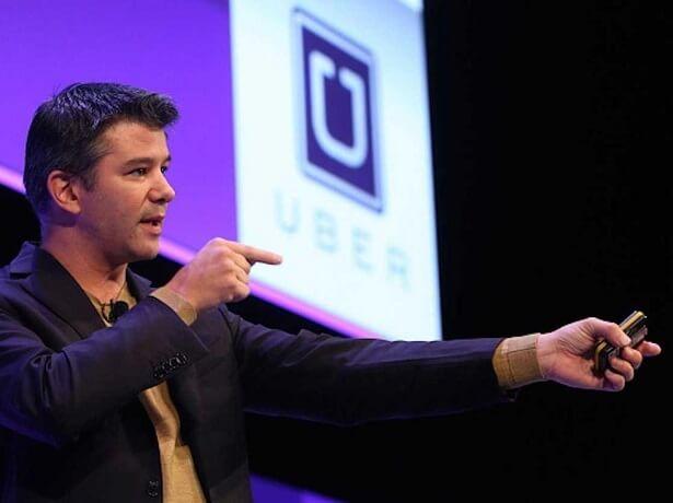 重磅!滴滴宣布收购 Uber 中国 Uber 创始人加入滴滴董事会