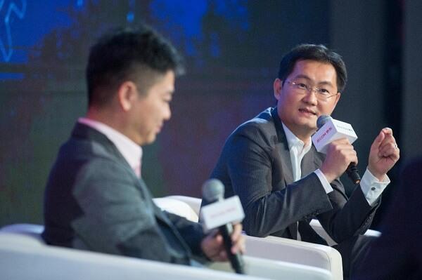 腾讯增持京东股权至 21.25% ?没计入刘强东所持的 B 类股