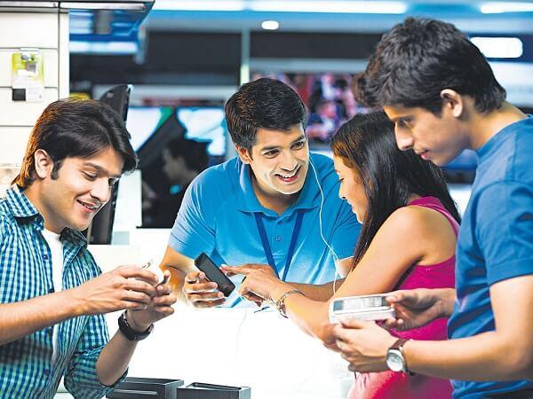 数据思维 | 在印度市场崛起的中国手机