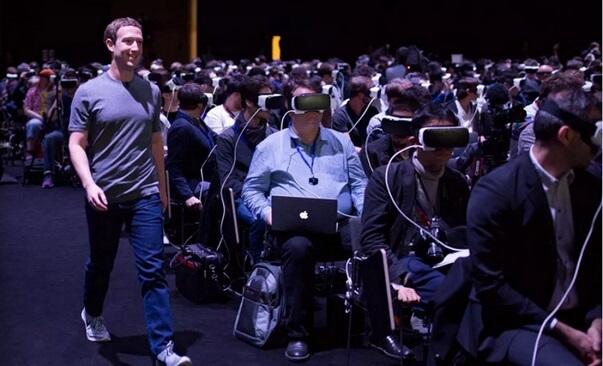 Facebook 新财报再超预期,要做 VR 行业之王?