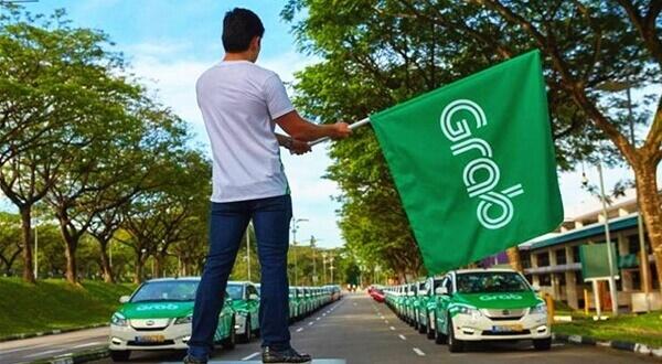 与 Uber 再成对手?传滴滴和软银 6 亿美元投资东南亚最大打车应用 Grab