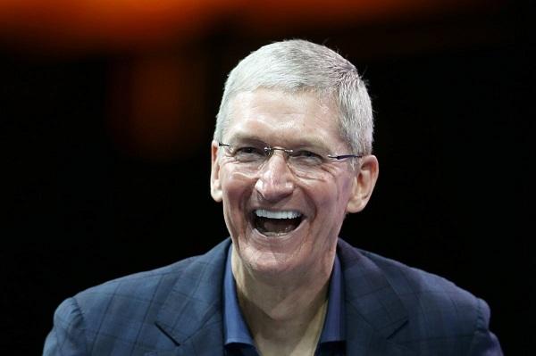 苹果 CEO 发 Twitter 庆祝苹果 App 商店为开发者创收500亿美元