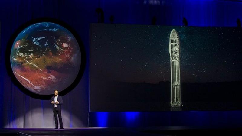 马斯克首次公开披露火星移民详细计划——花 20 万美元,做好心理建设, 10 年后移民火星