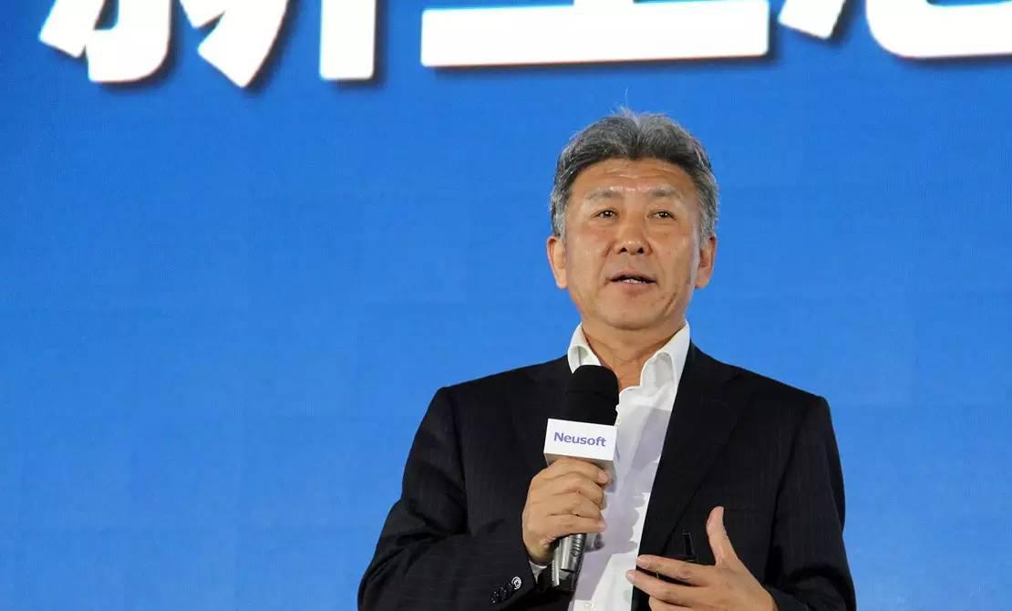 """刘积仁:这个时代""""一个软件定义所有"""""""