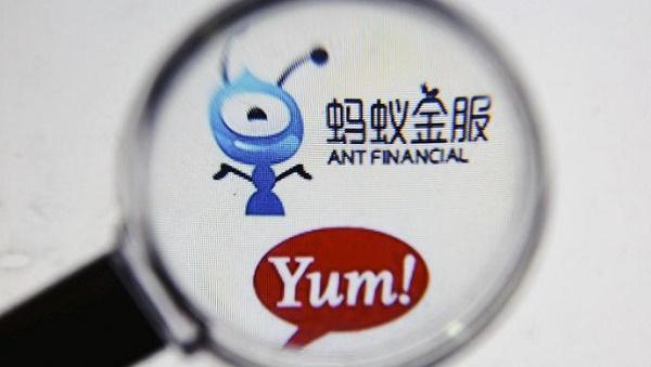 蚂蚁金服春华资本 4.6 亿美元投资百胜中国业务