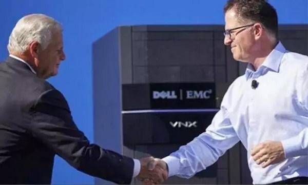 600 亿美金:戴尔还是买下了高额债务的 EMC