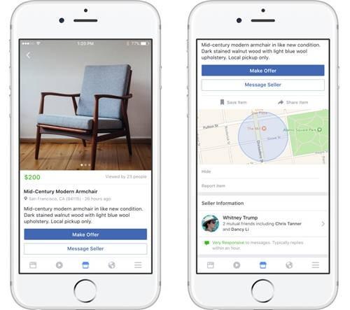 家政之后再推订餐服务,Facebook 已在 O2O 这条路上停不下来了