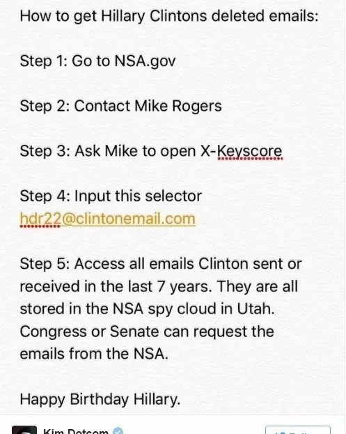 """""""邮件门""""调查要重启,背后的""""大胖子黑客""""是谁?"""