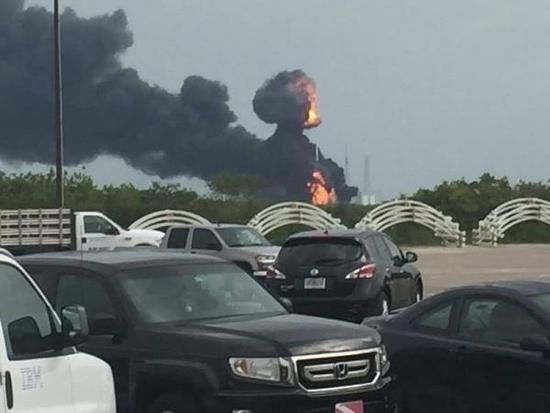 好消息!SpaceX 初步确认火箭爆炸原因,预计年底前重启发射计划
