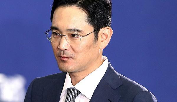 三星集团继承人李在镕将接受韩国检方质询