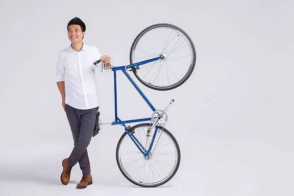 张向东:自行车的商业价值和梦想