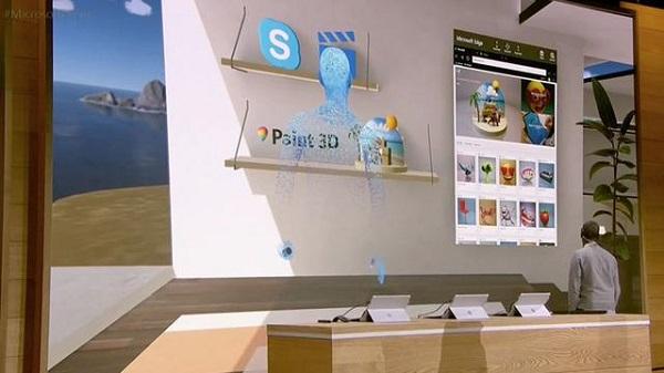 微软计算业务下滑严重,试图揪住 VR 这颗救命稻草