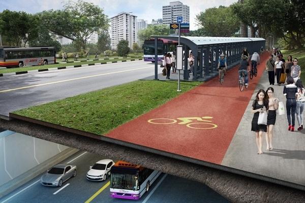 """摩拜单车要骑进""""花园城市""""新加坡"""
