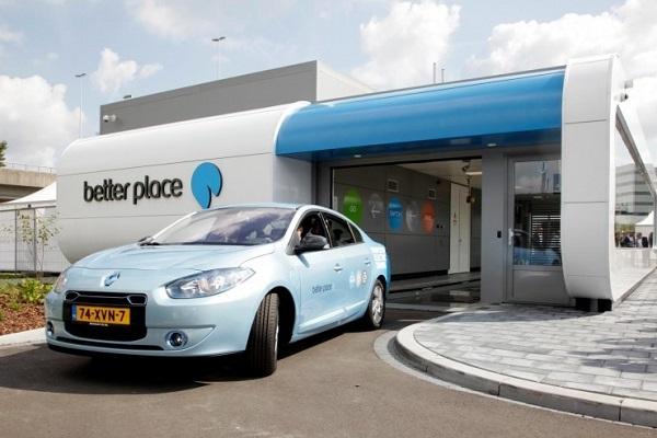 当电动汽车有了「加油站」,能否缓解你的里程焦虑?