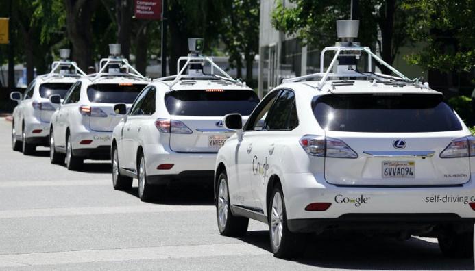 缓刹车、转大弯:Google 想要自动驾驶系统像人一样开车