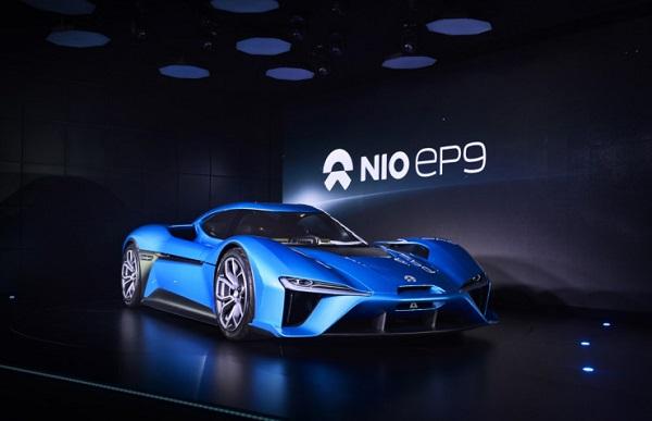 """虽发布了""""全球最快""""超跑,但蔚来汽车的目标还是民用电动汽车"""