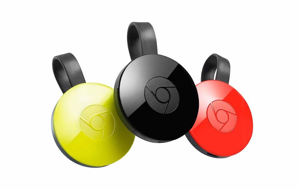 Google 把 Google Cast 品牌名称改回了 Chromecast