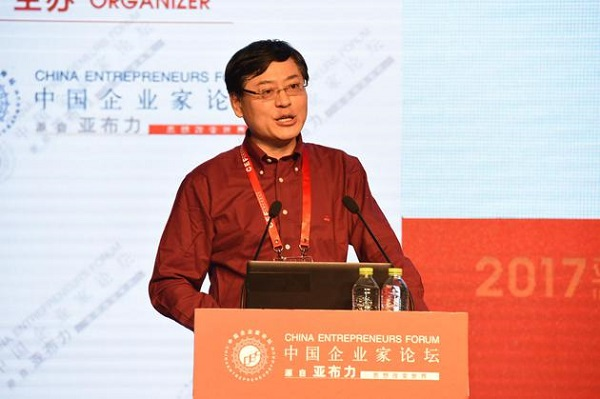 联想杨元庆:进入全球化进程下半场的中国企业 需要加快转型升级