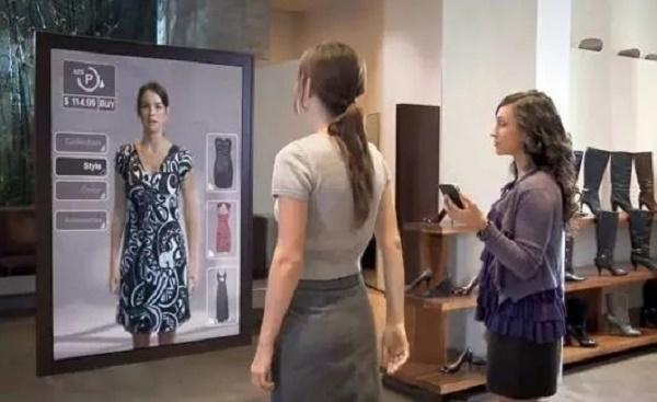 虚拟试衣技术_AI 在零售领域的应用   AI+传统行业全盘点   IT思维