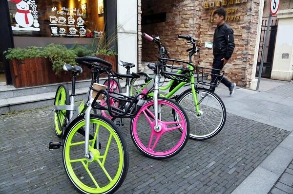 共享单车观察之二:有桩与无桩之争