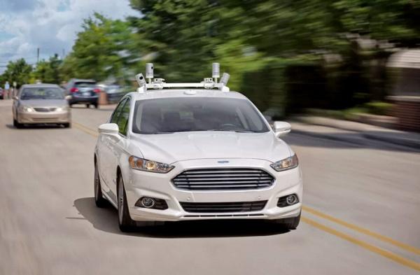 福特第一,百度垫底:这份榜单能否决定谁是最强自动驾驶技术拥有者?