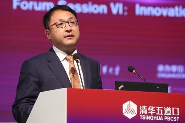 百度副总裁张旭阳:加入百度一年后,对科技在资管时代的创新信认知