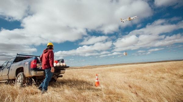 Alphabet 测试无人机空中交通控制系统,为无人机大规模应用铺路