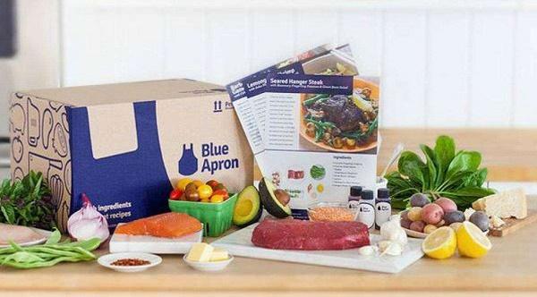 美国净菜电商 Blue Apron 拟上市 融资最高将 5.87 亿美元
