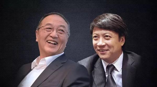 专访柳传志、孙宏斌:两个男人不得不说清楚的故事